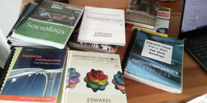 Engineering and Other Textbooks - University of Toronto