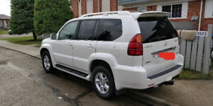 2005 Lexus GX 470..Need to go ASAP...Perfect for Alberta Weather