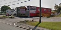 Recently Renovated Commercial building for Sale- East Saint John