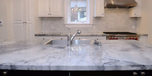 EnjoyHome Granite/Quartz Kitchen Counter top For Sale Cambridge Kitchener Area image 10