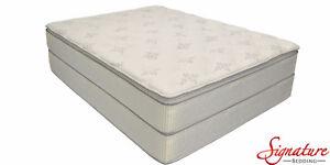 Brand NEW Elegance Pillowtop Queen Mattress ! Call 306-343-2155!