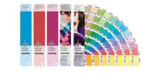 Pantone GP1605 Plus Series Solid Guide Set