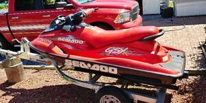 1999 GSX Limited Sea-Doo
