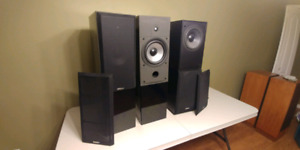 Energy speakers and subs