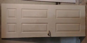 PERFECT FORVRENOVATION - 6 Panel door with hardware
