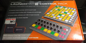 NOVATION--Launchpad S and Control Pack w/Ableton Live
