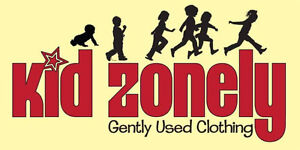 KID ZONELY NOW OPEN- gently used baby and kids clothing