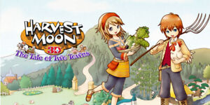 Harvest Moon 3D: The Tale of Two Towns (3DS)