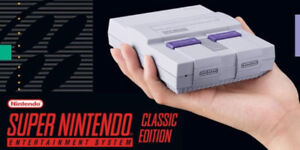 Add 102 Games to your SNES Classic