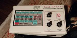 Taal Tarang Digital Mridangam and Manjira tone generator