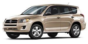 2011 Toyota Rav4 Base   - Certified - $53.71 /Week