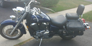 2001 Honda shadow ACE deluxe 750