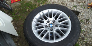 Tires, Snow tires for BMW Set of 4