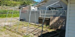Metal frame for SHED/SHELTER available