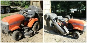 1998 Husqvarna Riding Lawn Mower