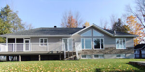 Prime Waterfront Home/Cottage on Ottawa River