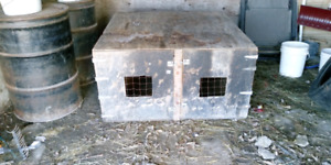 Hunting Dog box