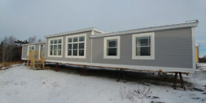 MINI HOME PACKAGES / PARK LOT'S AVAILABLE