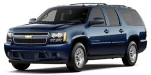 2009 Chevrolet Suburban 4x4 LT W/ Heated Front & 2nd Seats