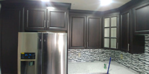 Kitchen Cabinets,Countertops,cabinets refacing,floor