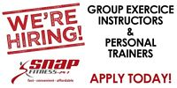 Valley East Snap Fitness - Group Exercise Instructors