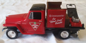 Liberty Classic 1953 Willys Jeep Stake Truck Canadian Tire
