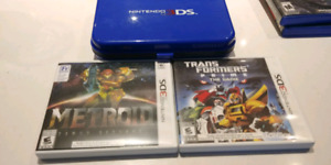 3DS games etc
