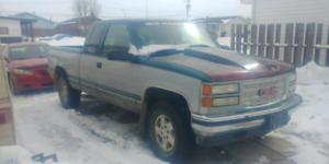 1995 gmc 1500 4×4