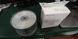 CD-R and sleeves