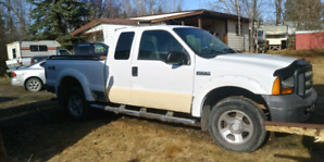 2006 f250 Ford Supercab. LOW KMS!