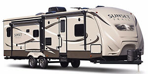 Looking for RV spot with hook ups in exchange for work