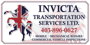 MECHANICAL REPAIR/COMMERCIAL VEHICLE INSPECTIONS