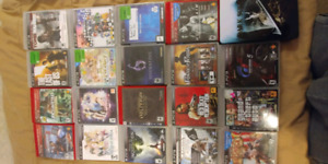 Ps3 collection of great titles !!!
