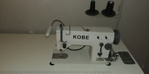 Industrial Sewing Machine-(Kobe) Straight stitch/Zig Zag