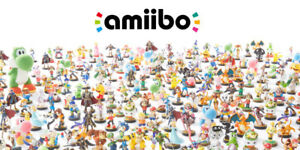 Looking for any of these Amiibos