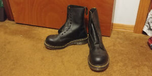 Like new Dr. Martens (Docs) - female size 6.5-7-made in England