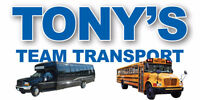 Part-time Bus driver needed