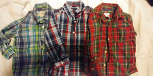 Carters and Children's Place Size 2 Fall Lot