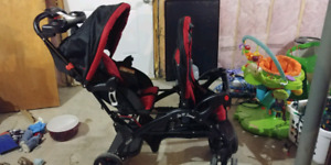 Baby trend sit and stand