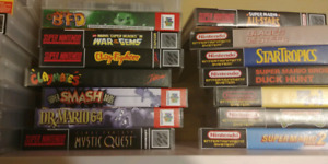 N64 bundle! Nintendo 64 classics! Conkers, Mario Party and more!