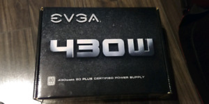 Power supply EVGA 430w+