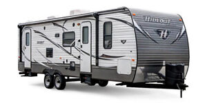Camper and Tavel Trailer Rental