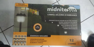 Solar Accent Lighting - garden lights