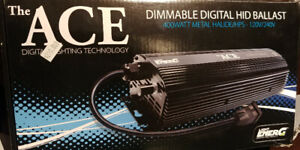 Grow Light Dimmable Digital HID Ballast 400 watts