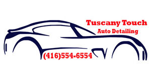 from $10 at Tuscany Auto Detailing