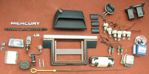 1988 - 1990 Grand Marquis various parts