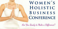 Women's Holistic Business Conference