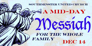 A Mid-Day Handel's Messiah