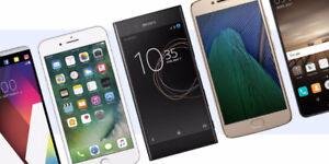 Achetons et Vendons Téléphone Cell iPhone , GALAXY , HTC ect