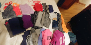 Girls size 7/8 lot of clothes